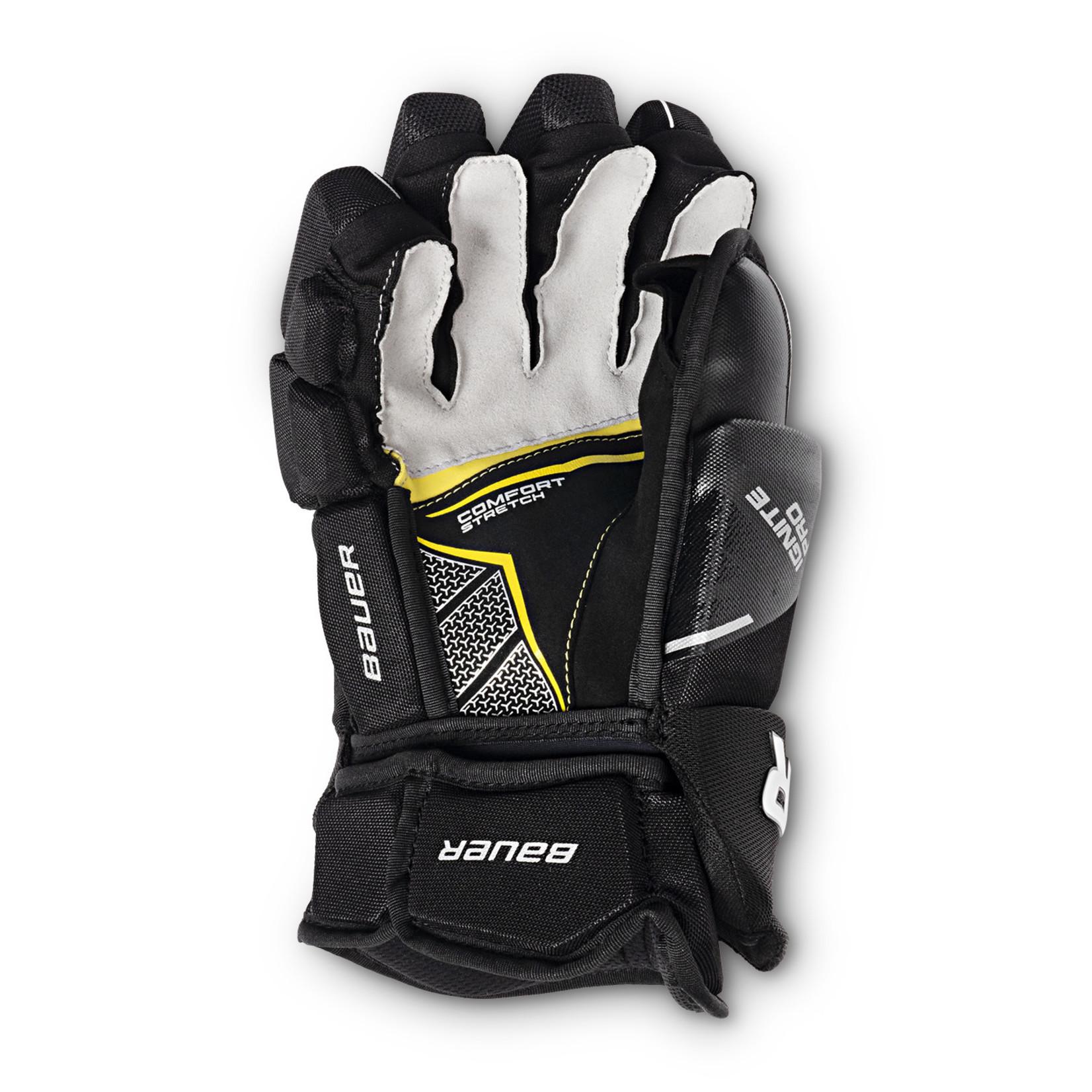 Bauer Bauer Hockey Gloves, Supreme Ignite Pro, Junior