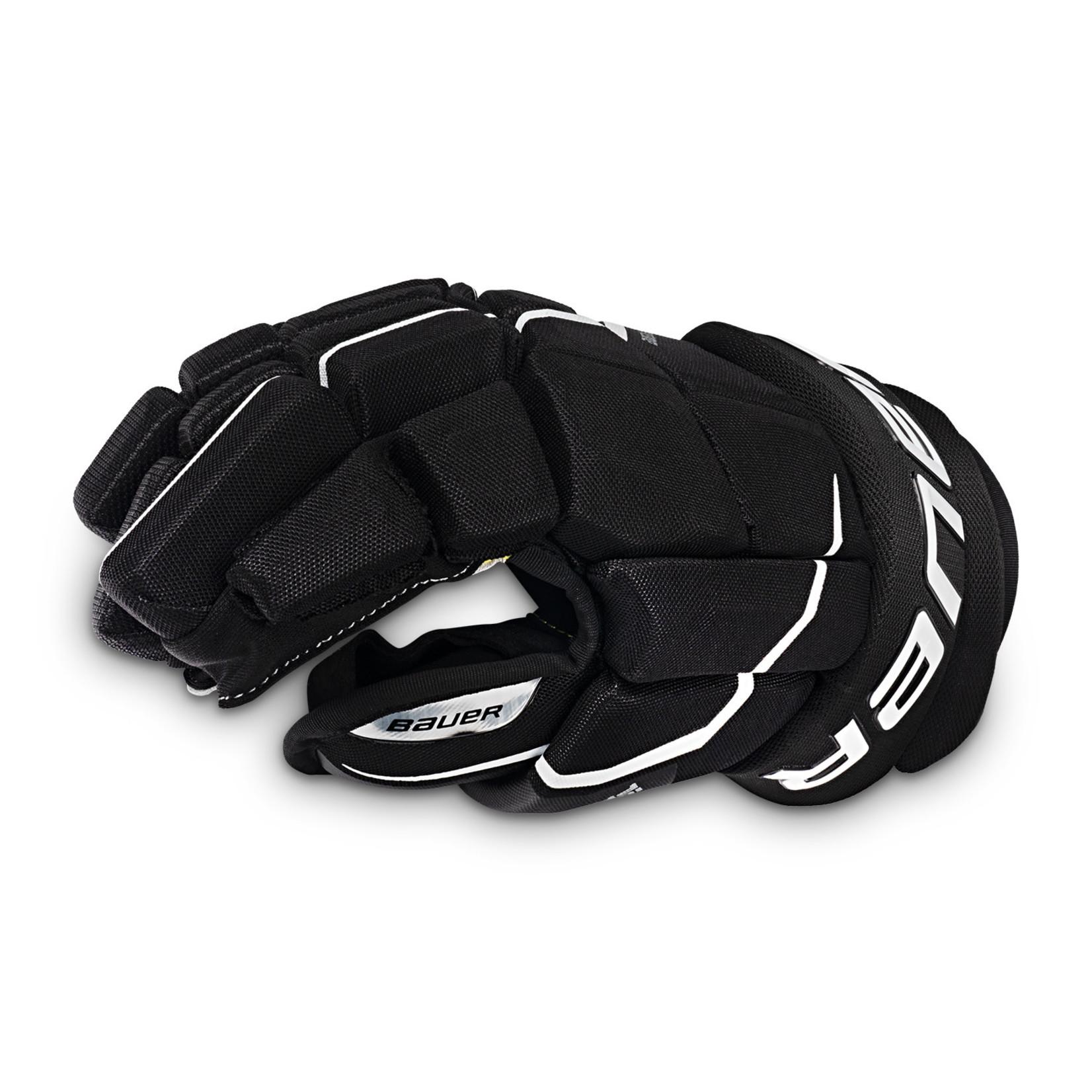Bauer Bauer Hockey Gloves, Supreme Ignite Pro, Intermediate