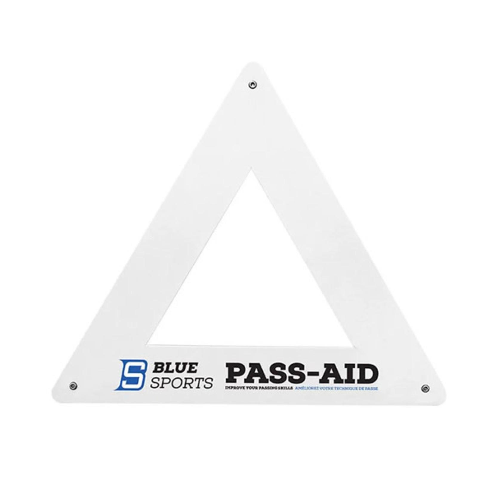 Blue Sports Triangular Passer
