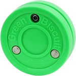 Green Biscuit Hockey Training Puck, Grn