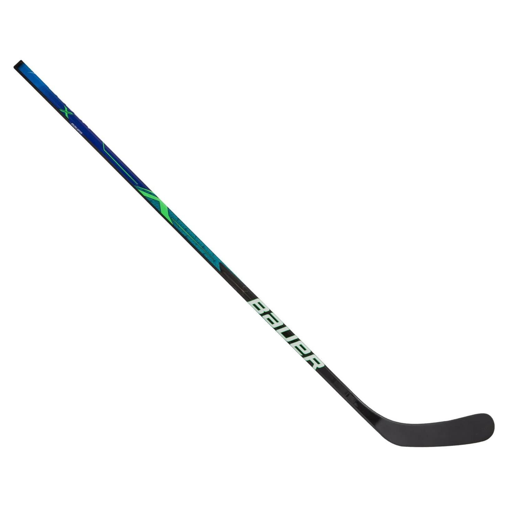 Bauer Bauer Hockey Stick, X, Grip, Junior