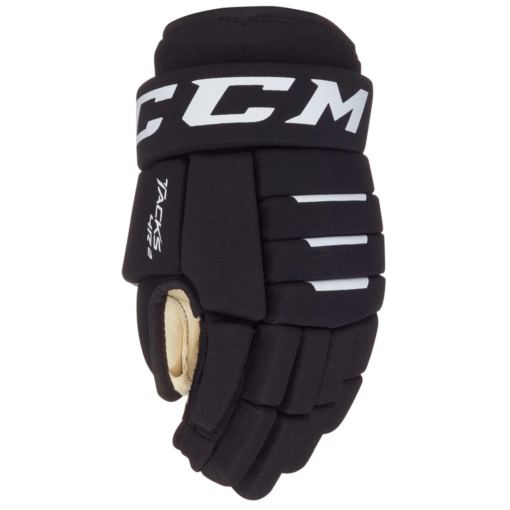 CCM CCM Hockey Gloves, Tacks 4R2, Senior