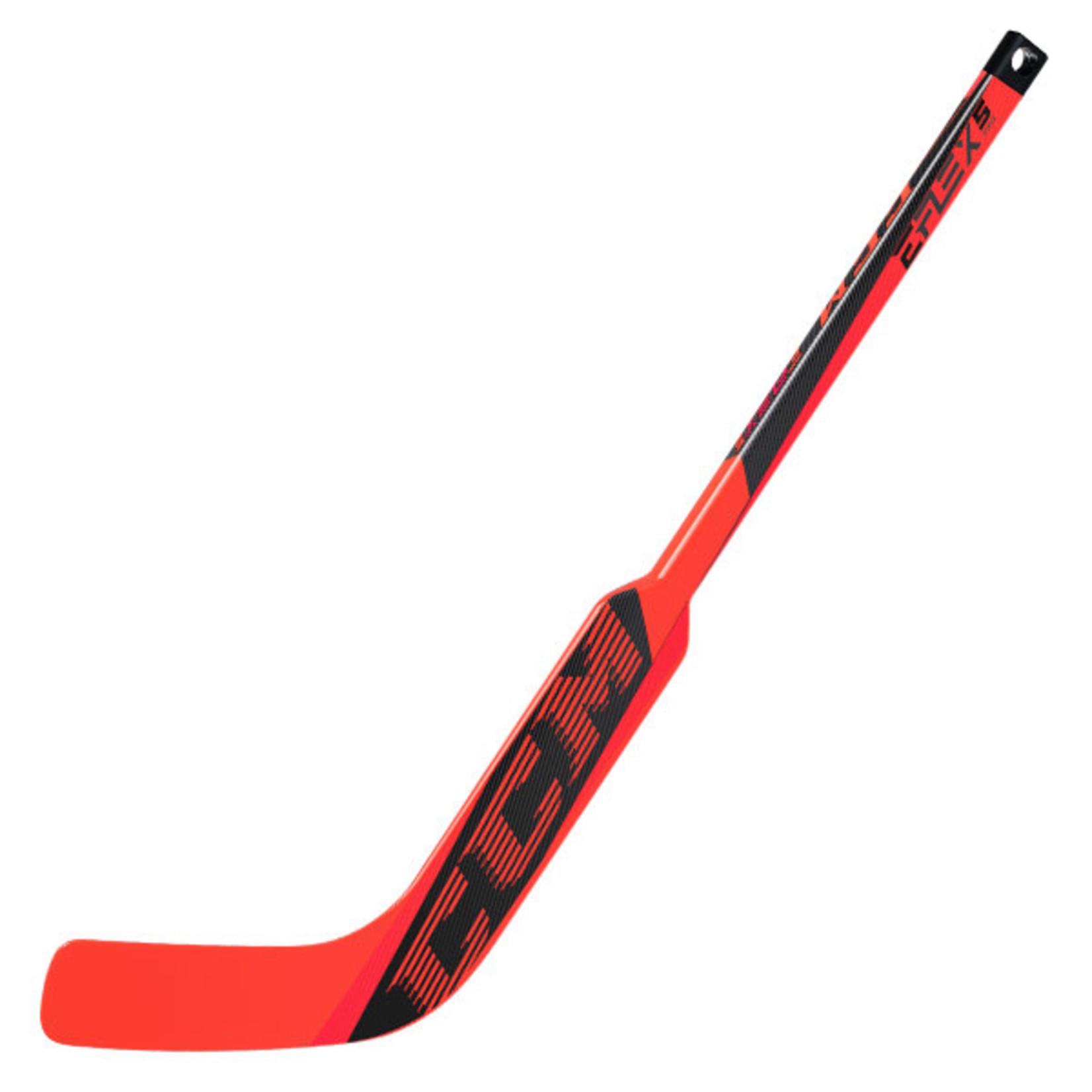 CCM CCM Composite Mini Goal Stick, EFlex 5 Pro Left