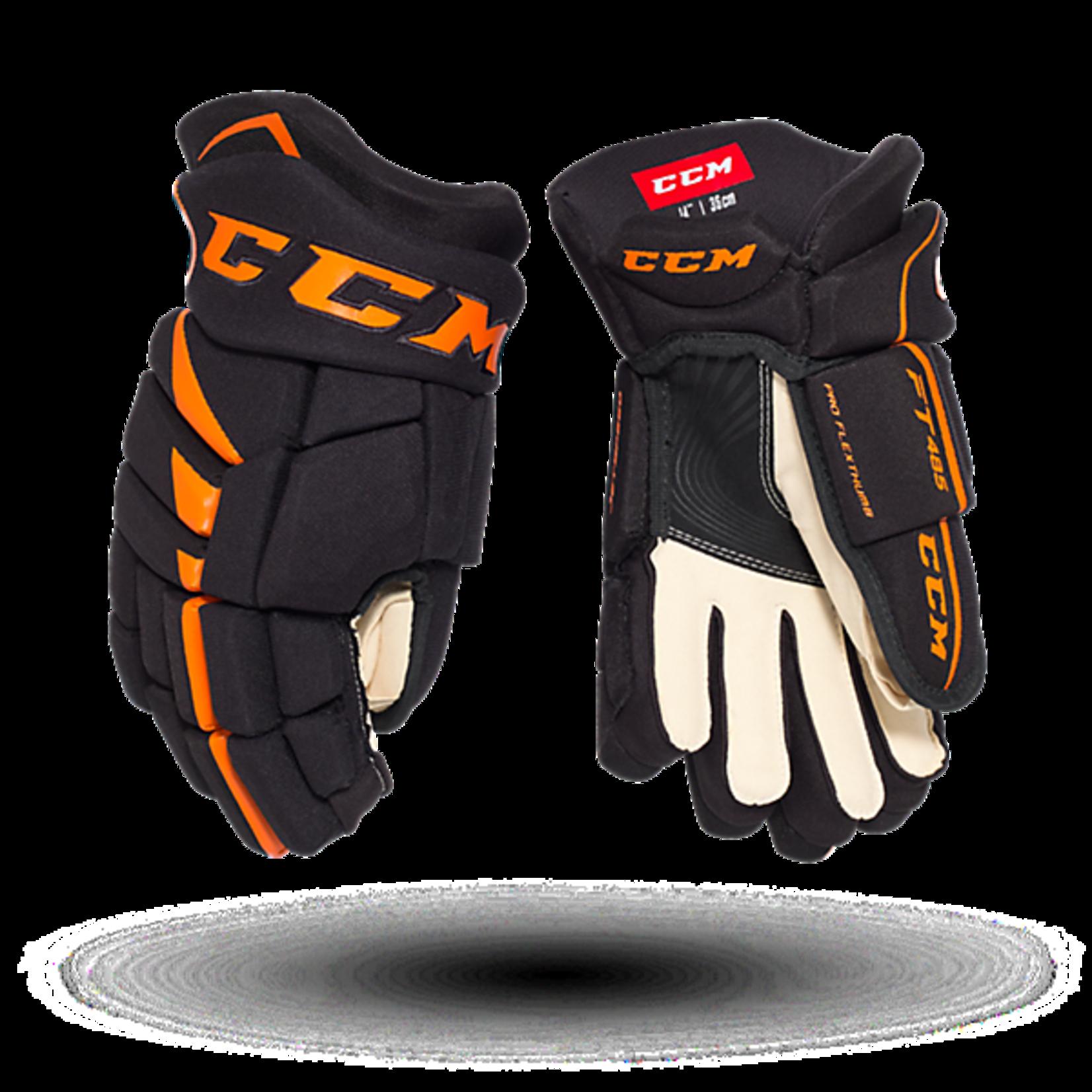 CCM CCM Hockey Gloves, Jetspeed FT485, Senior