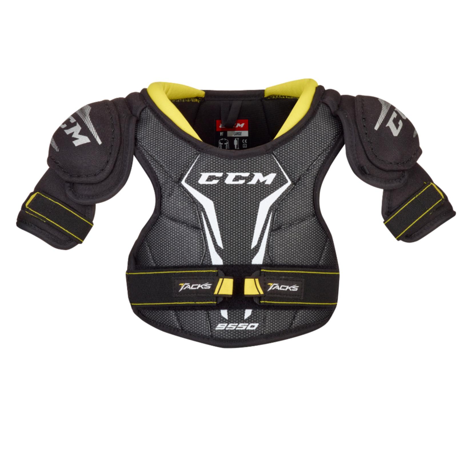 CCM CCM Hockey Shoulder Pads, Tacks 9550, Junior