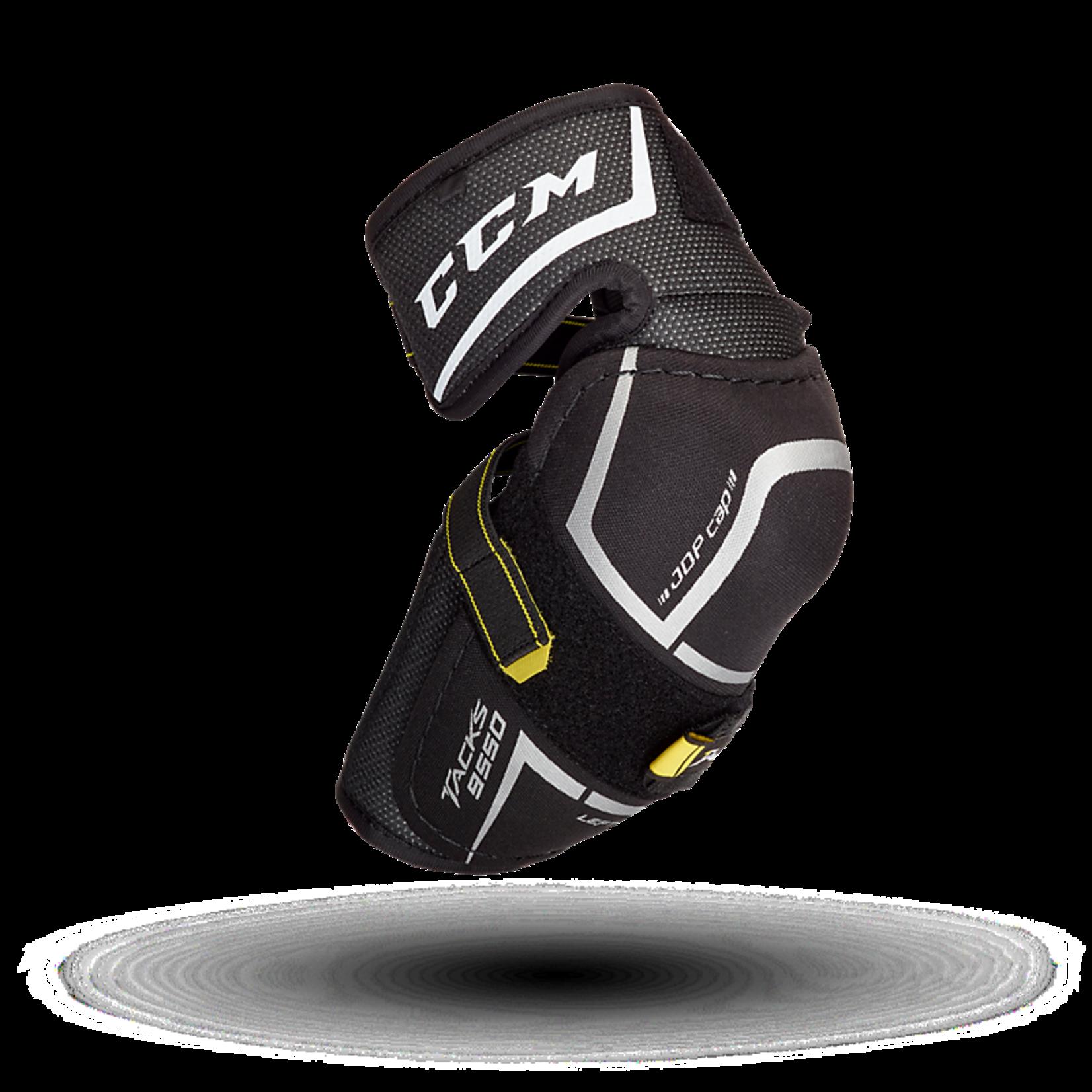 CCM CCM Hockey Elbow Pads, Tacks 9550, Junior