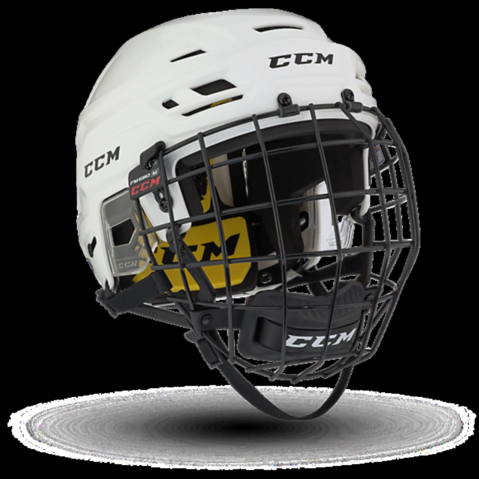CCM CCM Hockey Helmet Combo, Tacks 210, Senior