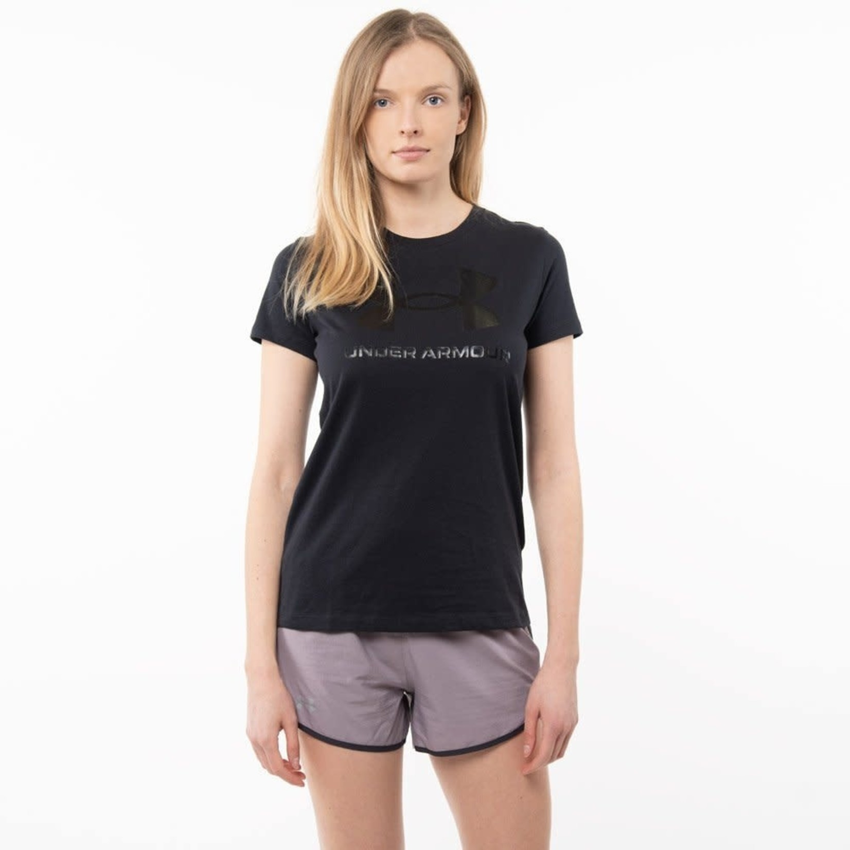 Under Armour Under Armour T-Shirt, Live Sportstyle Graphic, Ladies