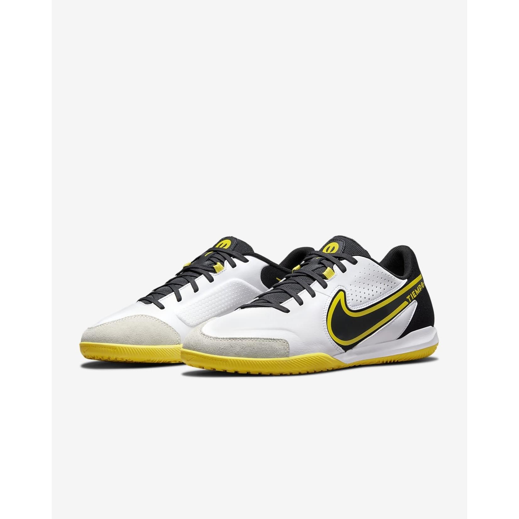 Nike Nike Indoor Soccer Shoes, Tiempo Legend 9 Academy, Mens