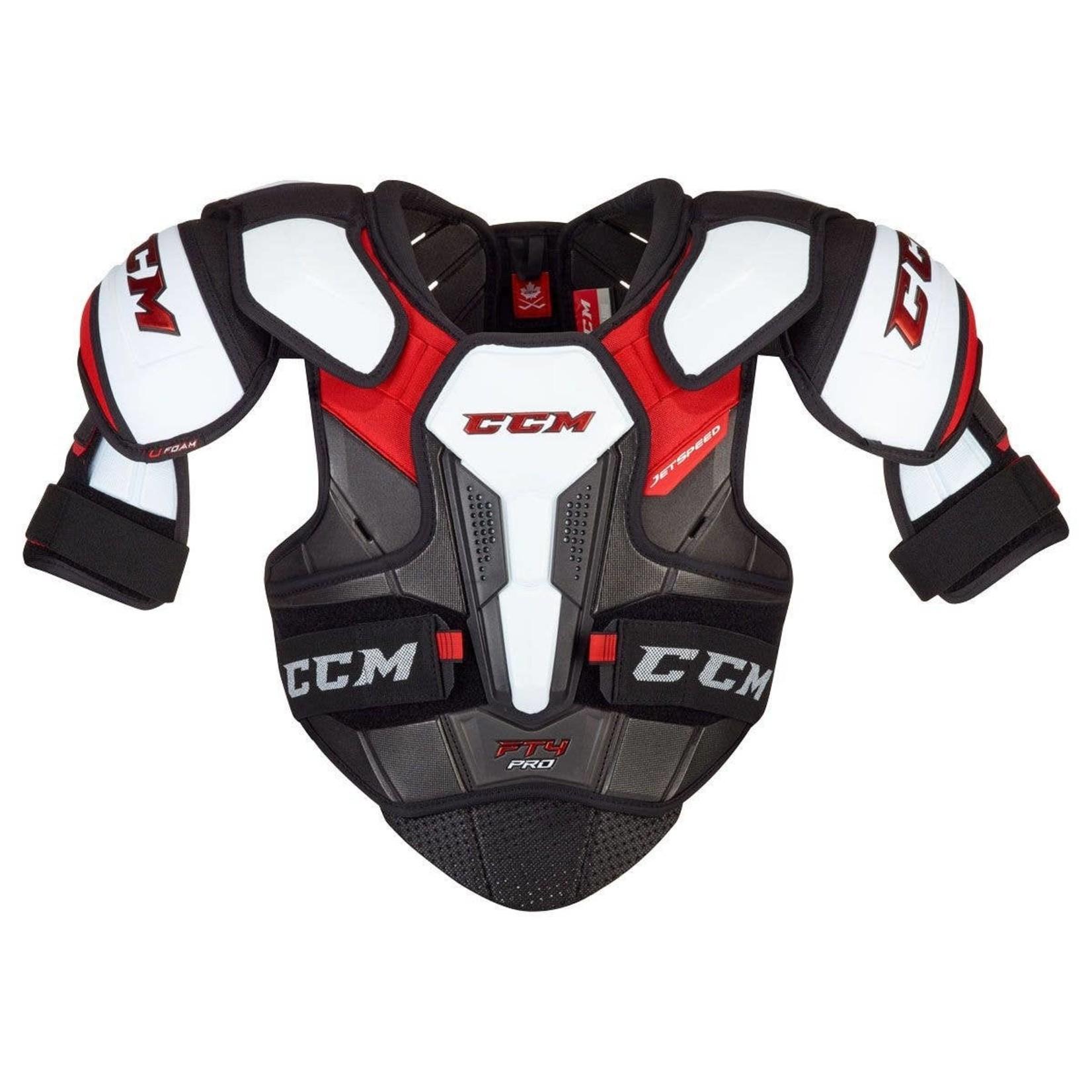 CCM CCM Hockey Shoulder Pads, Jetspeed FT4 Pro, Senior