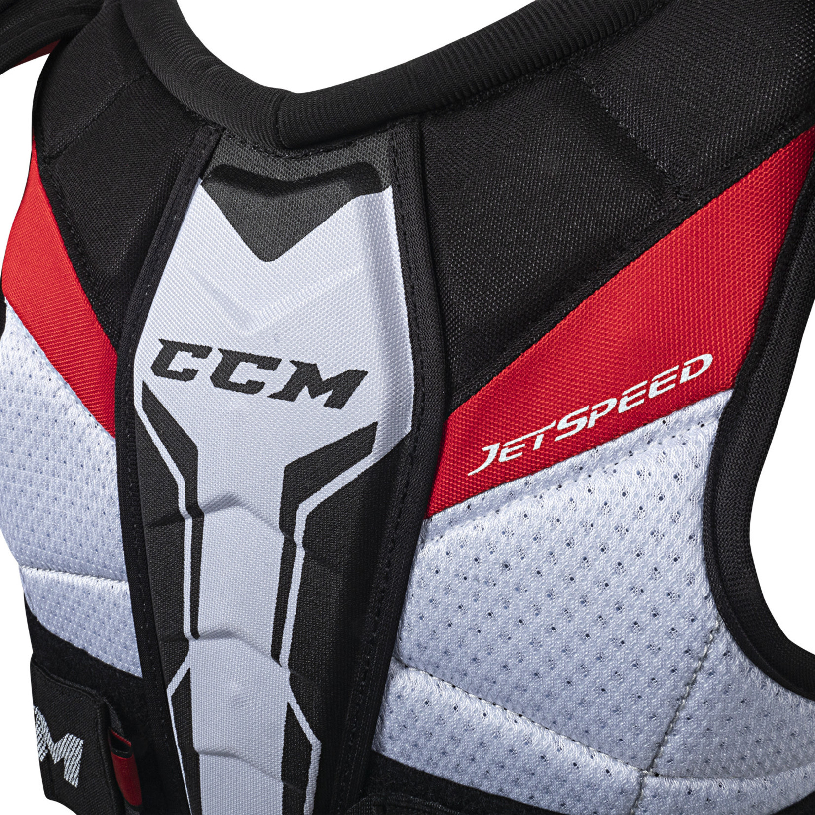 CCM CCM Hockey Shoulder Pads, Jetspeed Xtra, Senior