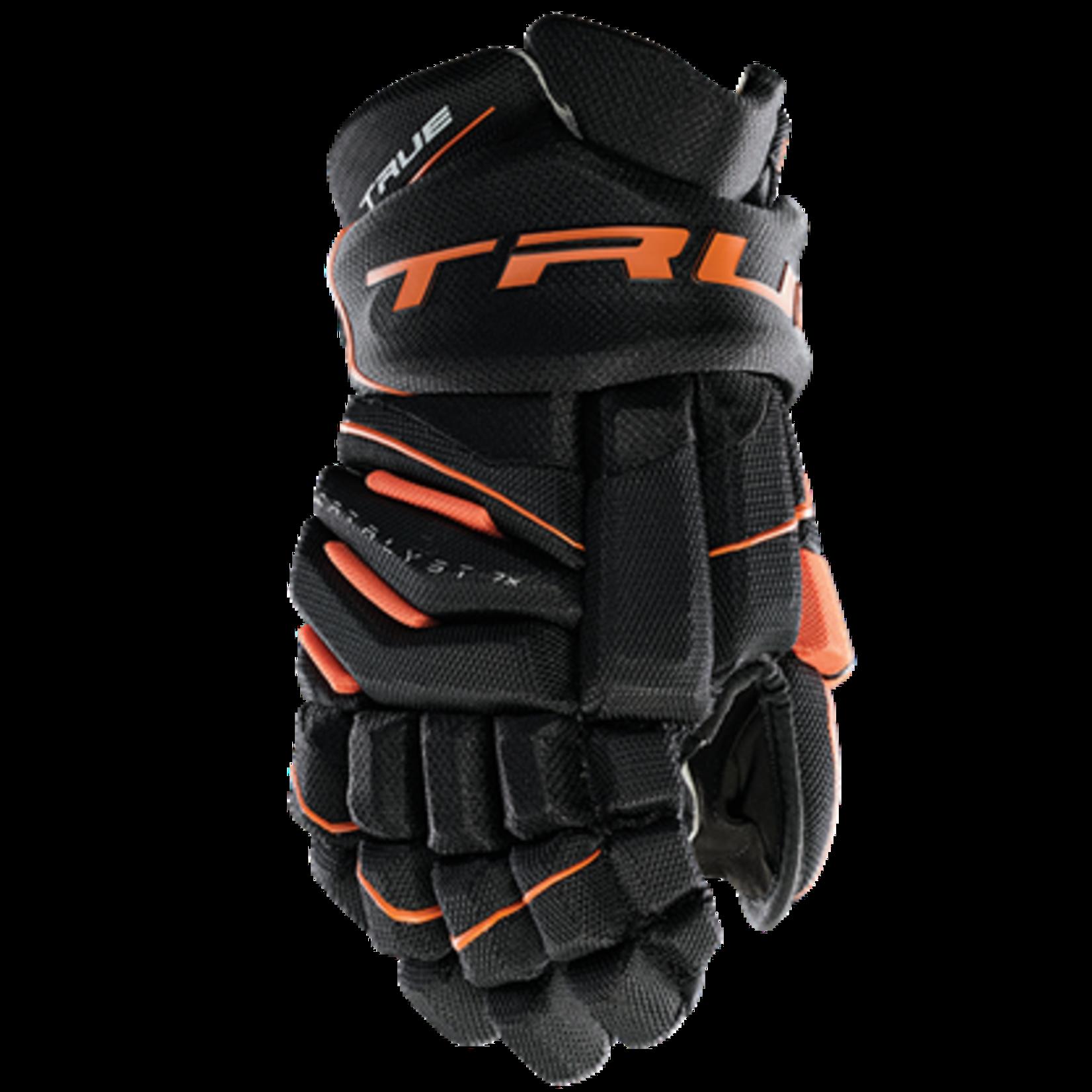 True Hockey True Hockey Gloves, Catalyst 7X, Senior