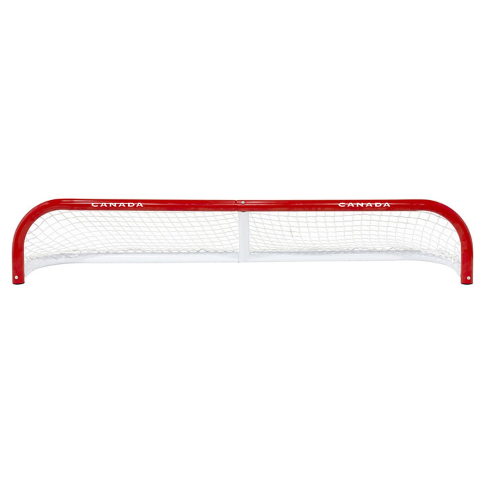 """Hockey Canada Hockey Canada Pond Hockey Net, 6' x 1' w/ 2"""" Posts"""