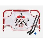 Hockey Canada Hockey Canada Hockey Mini Net, Pro Form, w/ 2 Sticks, Ball, & Target