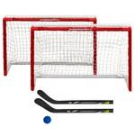 Hockey Canada Hockey Canada Mini Hockey Net Set, Double PVC