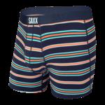 Saxx Saxx Underwear, Ultra Boxer Fly, Mens, VSN-Nvy Vista Stripe