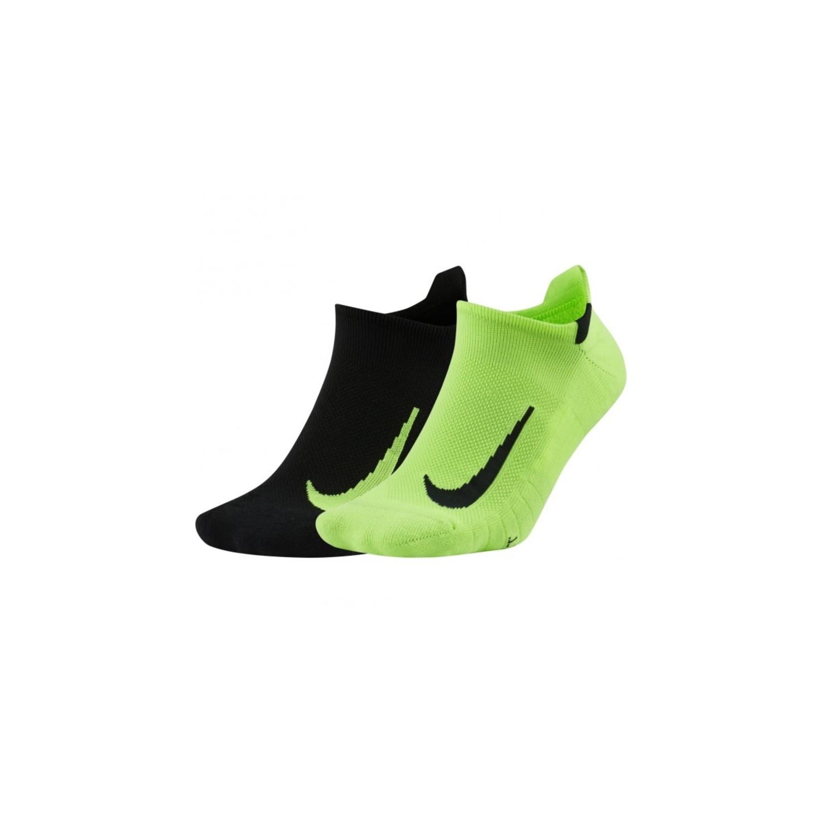 Nike Nike Socks, Multiplier No Show, 2-Pack