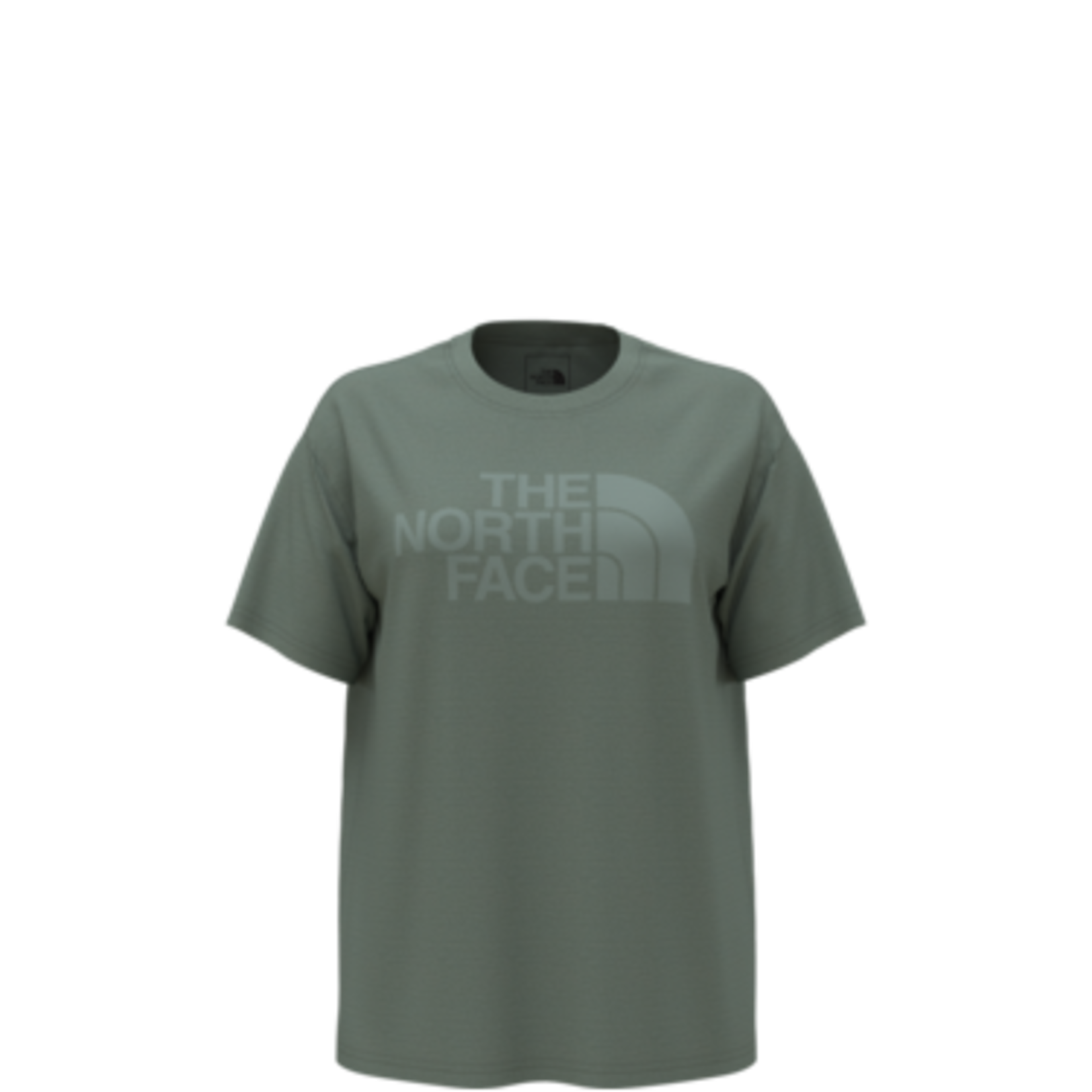 The North Face The North Face T-Shirt, SS Half Dome Tri-Blend, Ladies