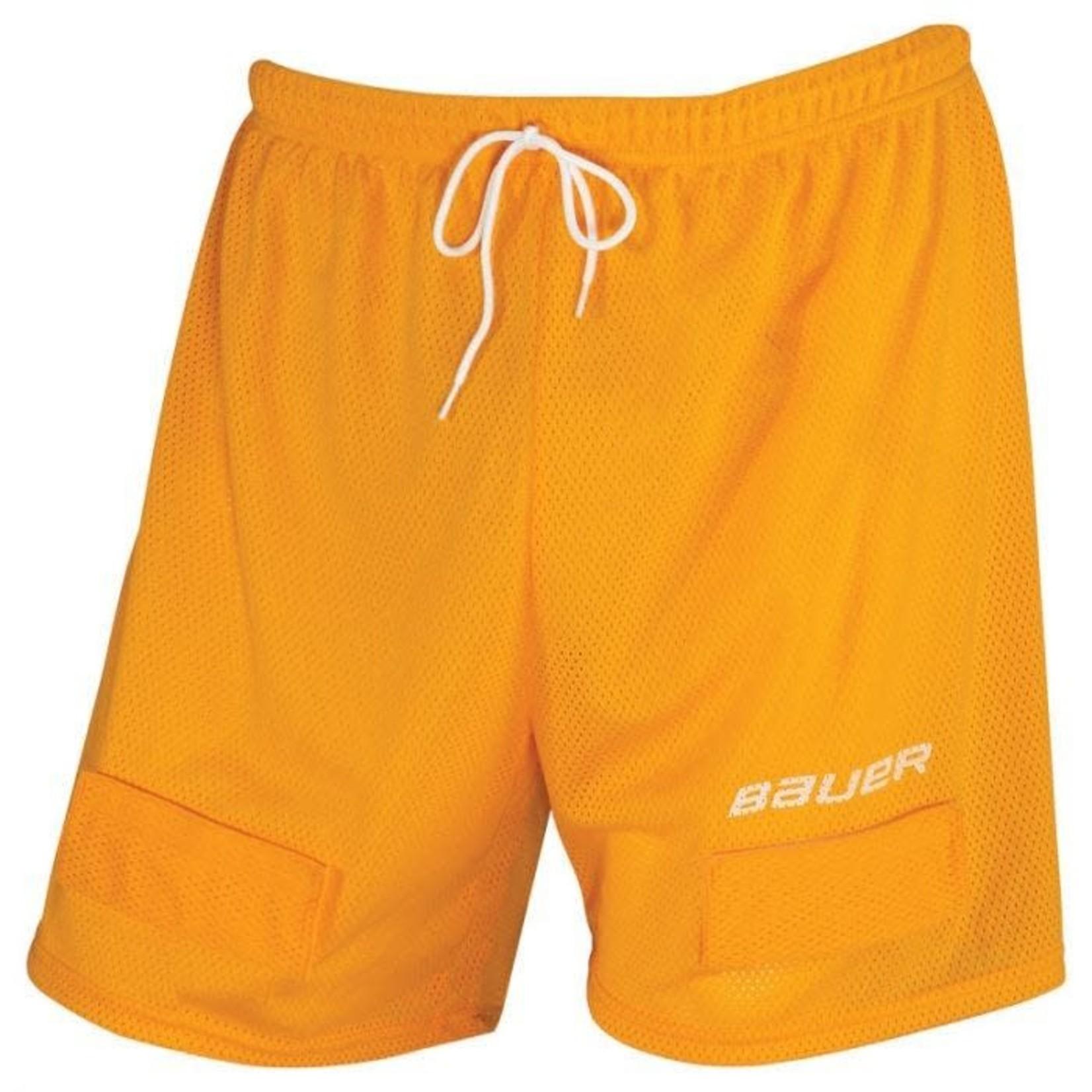 Bauer Bauer Jock Shorts, Core Mesh, Youth