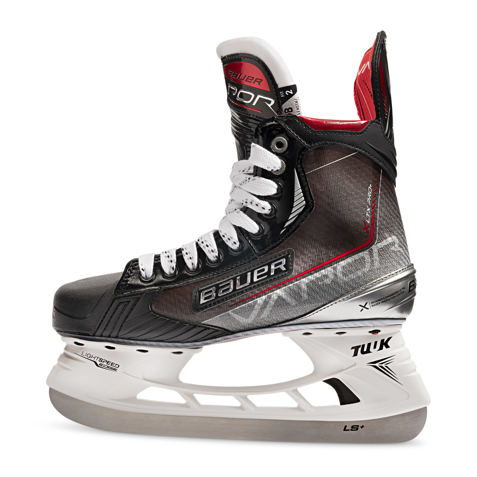 Bauer Bauer Hockey Skates, Vapor XLTX Pro+, Senior