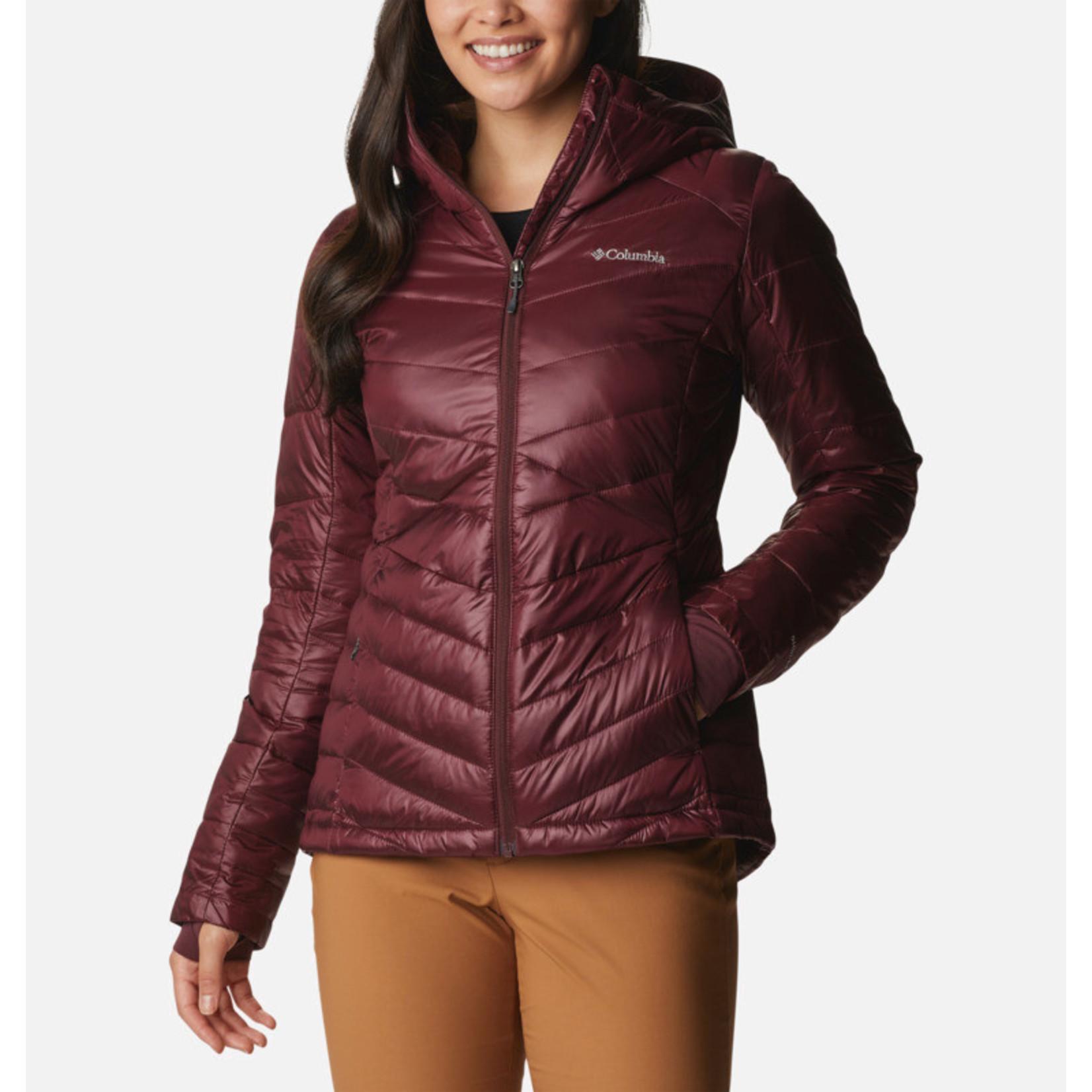 Columbia Columbia Winter Jacket, Joy Peak Hooded, Ladies