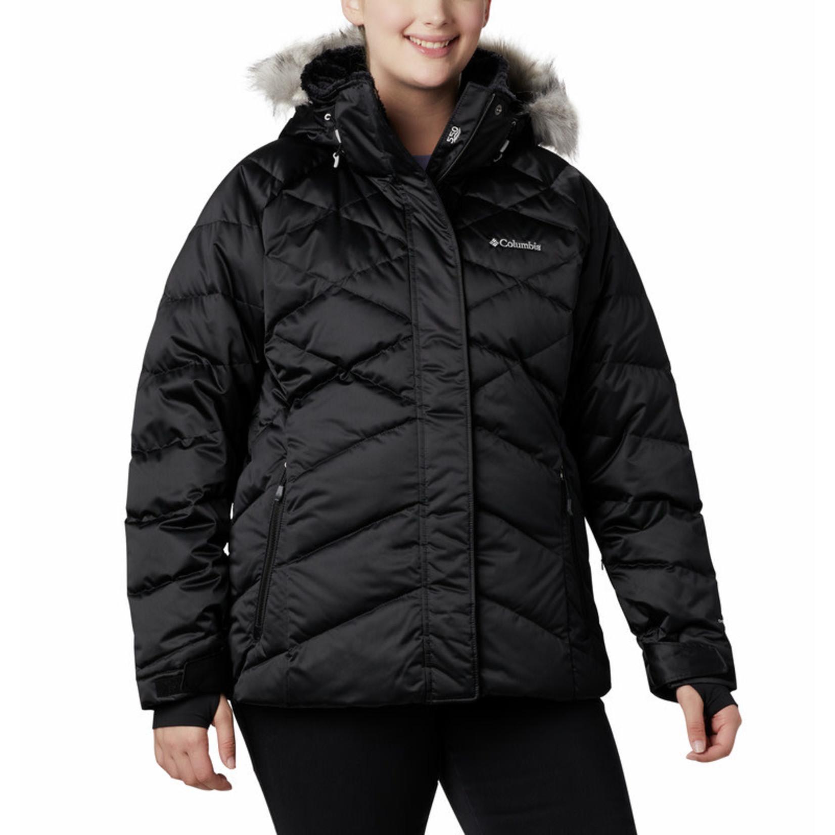 Columbia Columbia Winter Jacket, Lay D Down II, Ladies