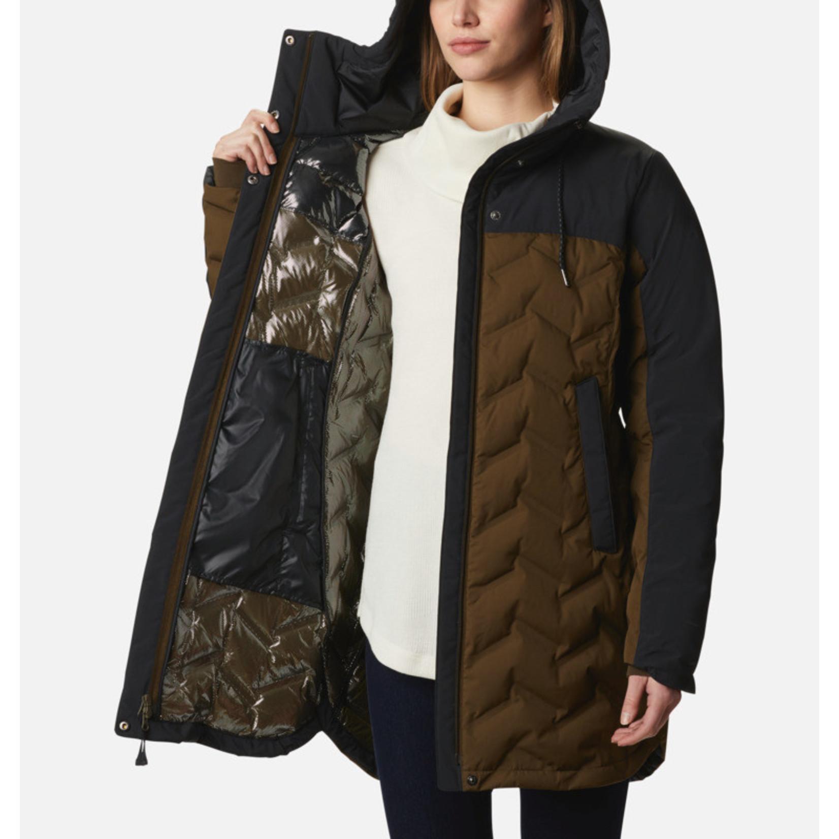 Columbia Columbia Winter Jacket, Mountain Croo Long Down, Ladies