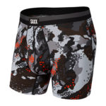 Saxx Saxx Underwear, Sport Mesh BB Fly, Mens, DQC-Graphite Digi Quake Camo