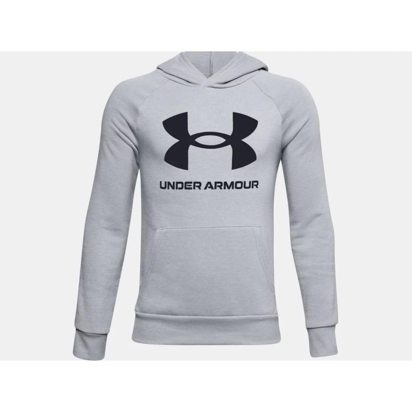 Under Armour Under Armour Hoodie, Rival Fleece Big Logo, Boys