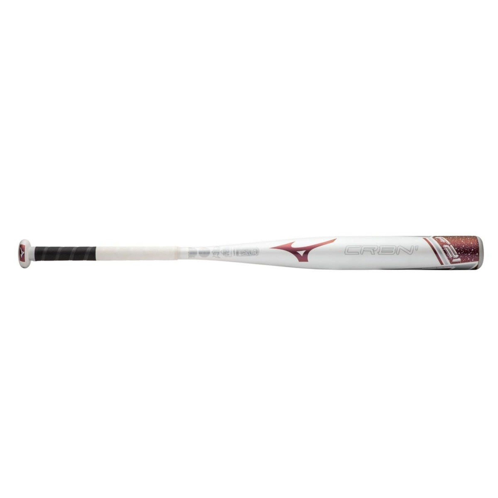 "Mizuno Mizuno Baseball Bat, F21 Carbon 1 Fastpitch, 2 1/4"", -13"