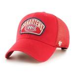 '47 '47 Hat, Cledus MVP, NHL, Montreal Canadiens OS