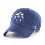 '47 '47 Hat, Clean Up, NHL, Edmonton Oilers OS