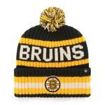 '47 '47 Toque, Bering Cuff Knit, NHL, Boston Bruins OS