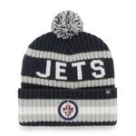 '47 '47 Toque, Bering Cuff Knit, NHL, Winnipeg Jets OS