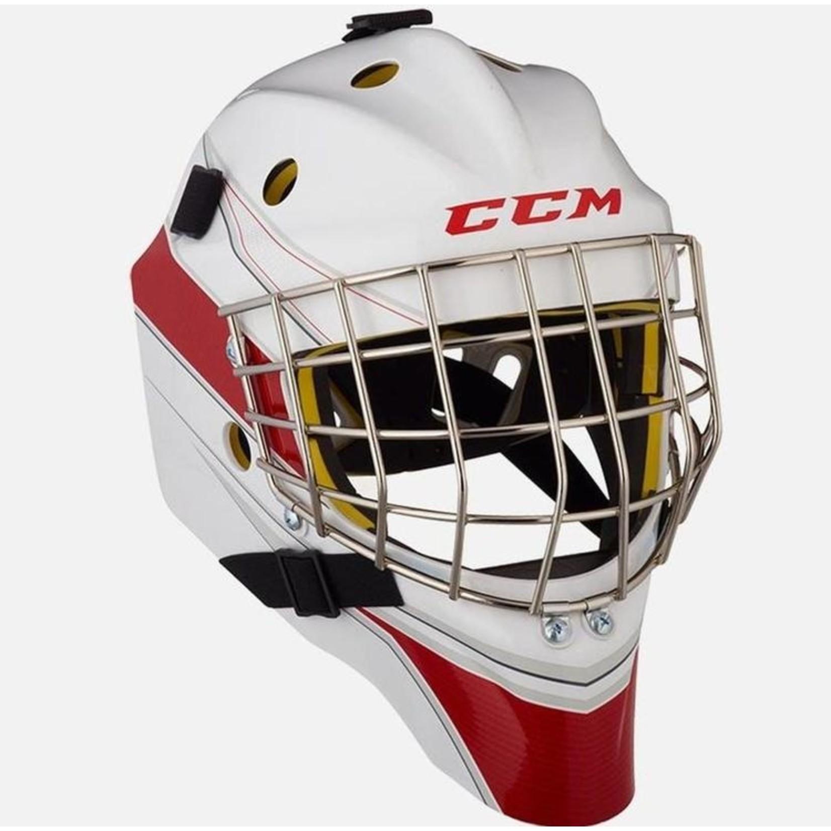 CCM CCM Hockey Goal Helmet, Axis A1.5 Decal, Senior