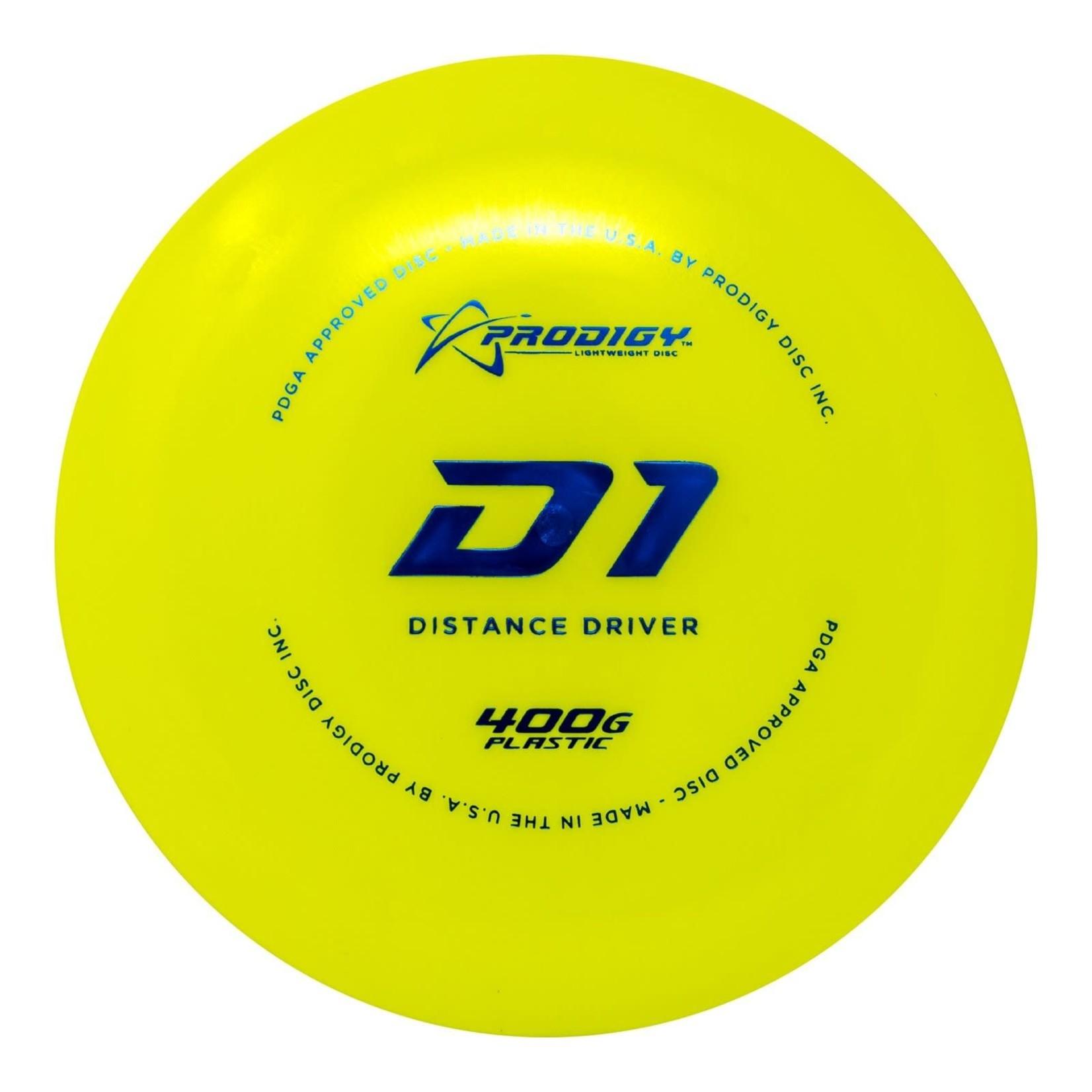 Prodigy Prodigy Disc, D1 Distance Driver, D1-4G-174