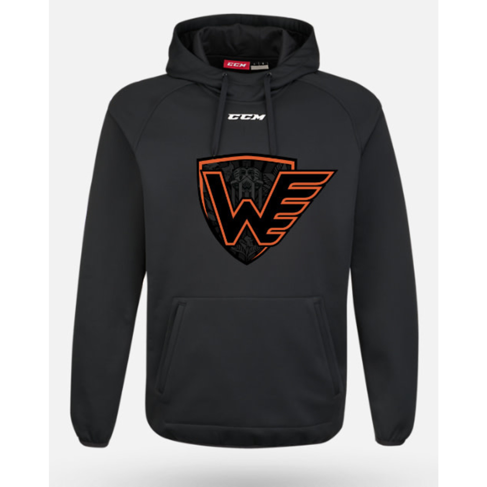 CCM CCM Pullover Hoodie, Team Training Winkler Flyers, Youth