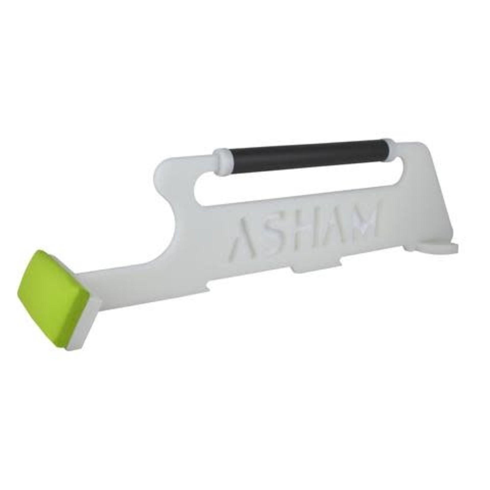 Asham Asham Sliding Crutch w/ Pad
