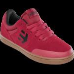 Etnies Etnies Casual Shoes, KD Marana, BGS, Boys, 615-Red/Tan