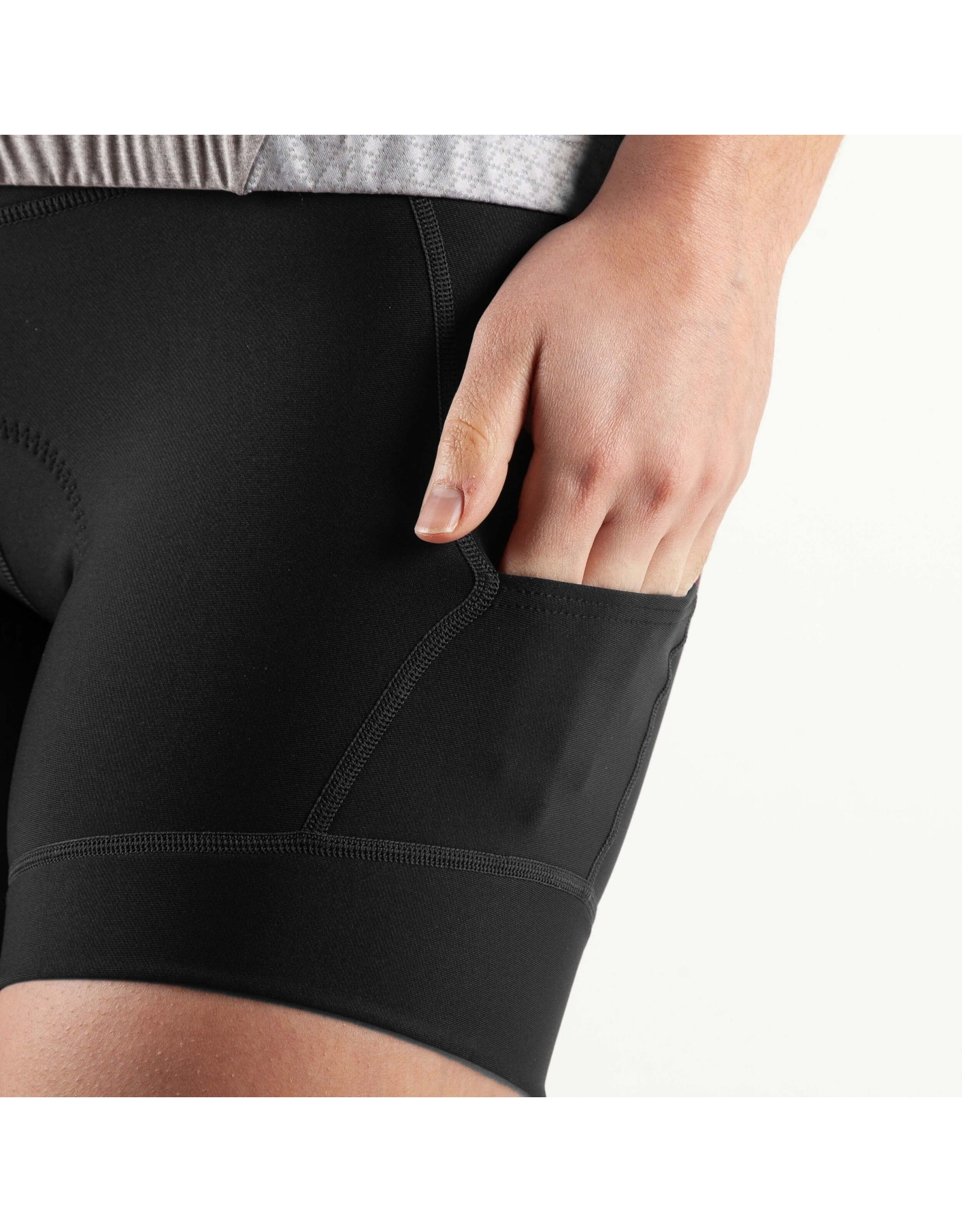 Garneau Garneau - Women Fit Sensor 5.5 Short 2 Black L