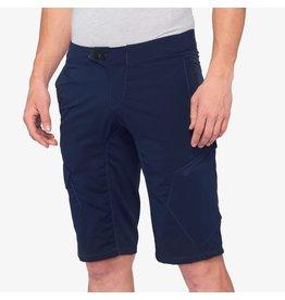 100% 100% - Men's RIDECAMP Shorts Navy - 34