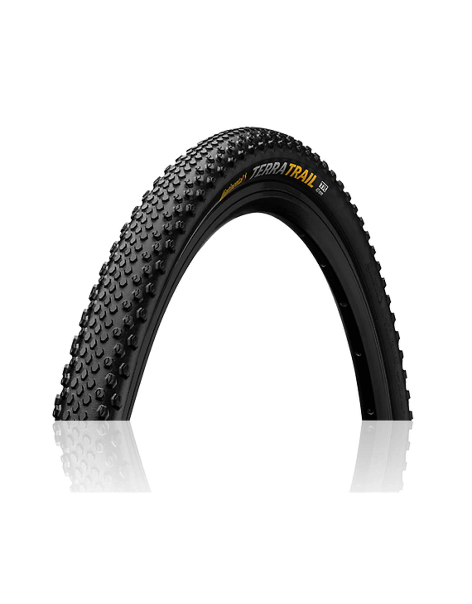Continental Continental - Gravel & CX Tires Terra Trail 700 x 40 Fold ProTection TR