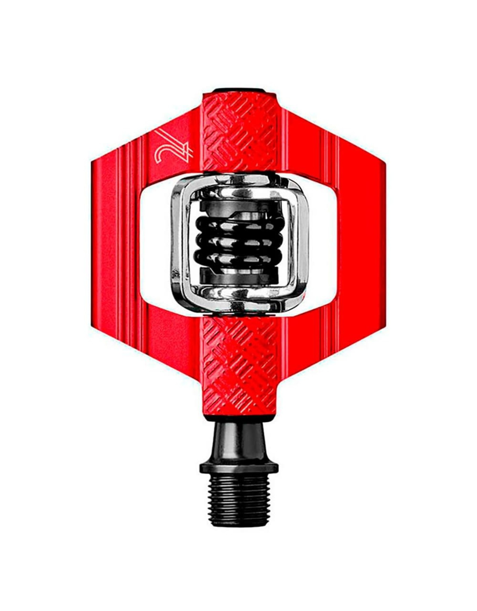 Crank Brothers CrankBros - Candy 2 Pedal - Red / Black Spring