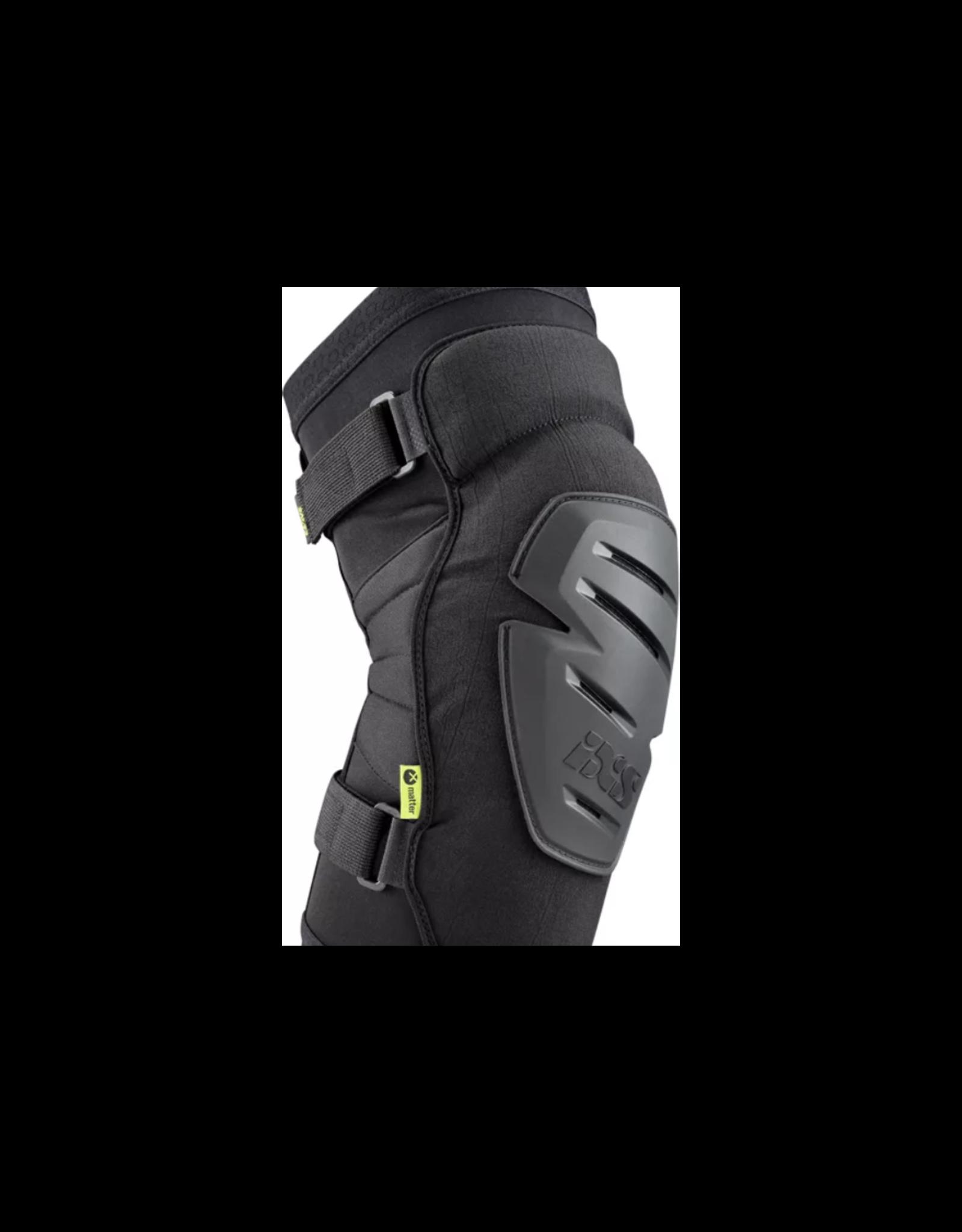 IXS IXS - Carve Race Knee Pad BLK XL