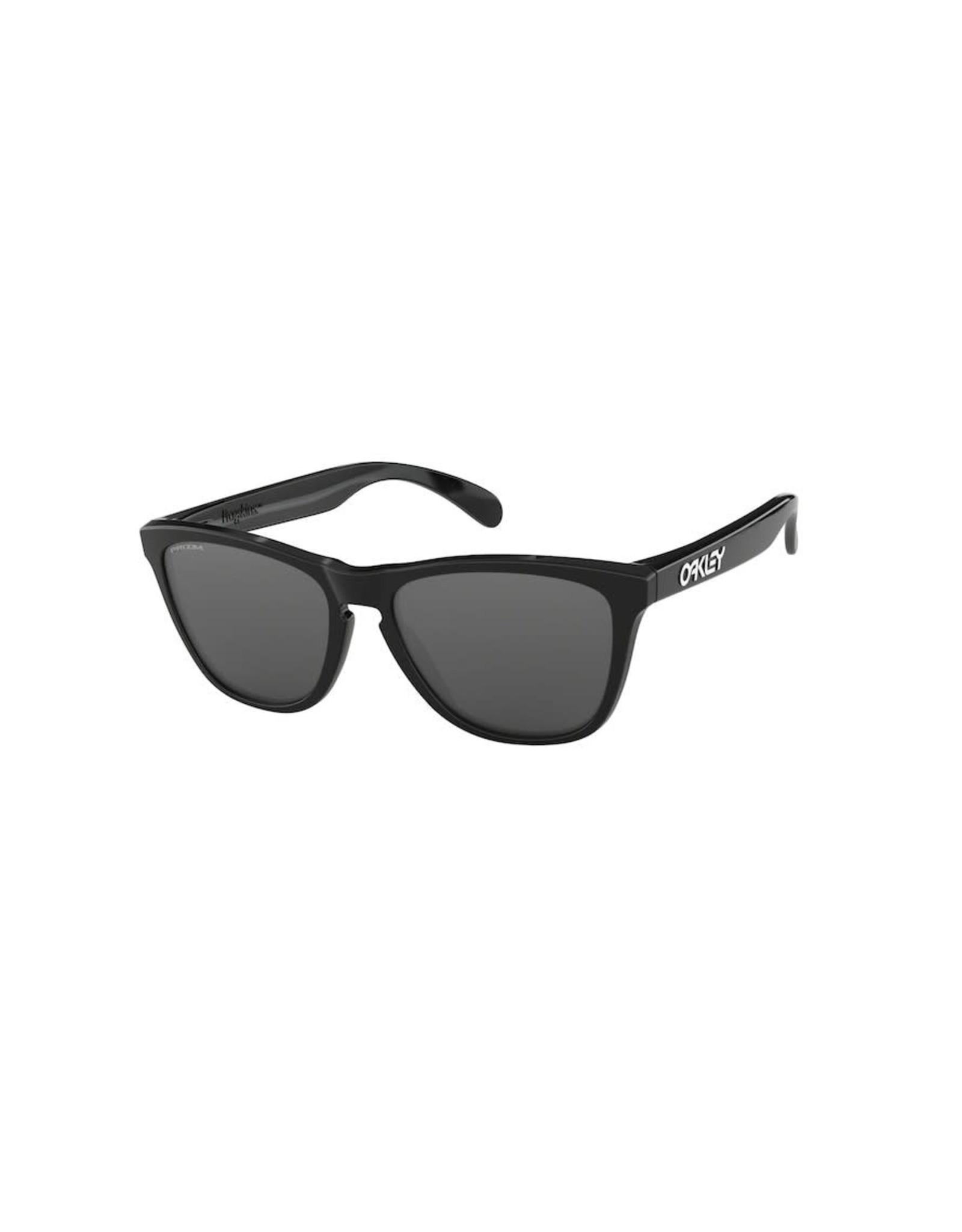 Oakley Canada Oakley - Frogskins Polished Black w/ Prizm Black Iridium