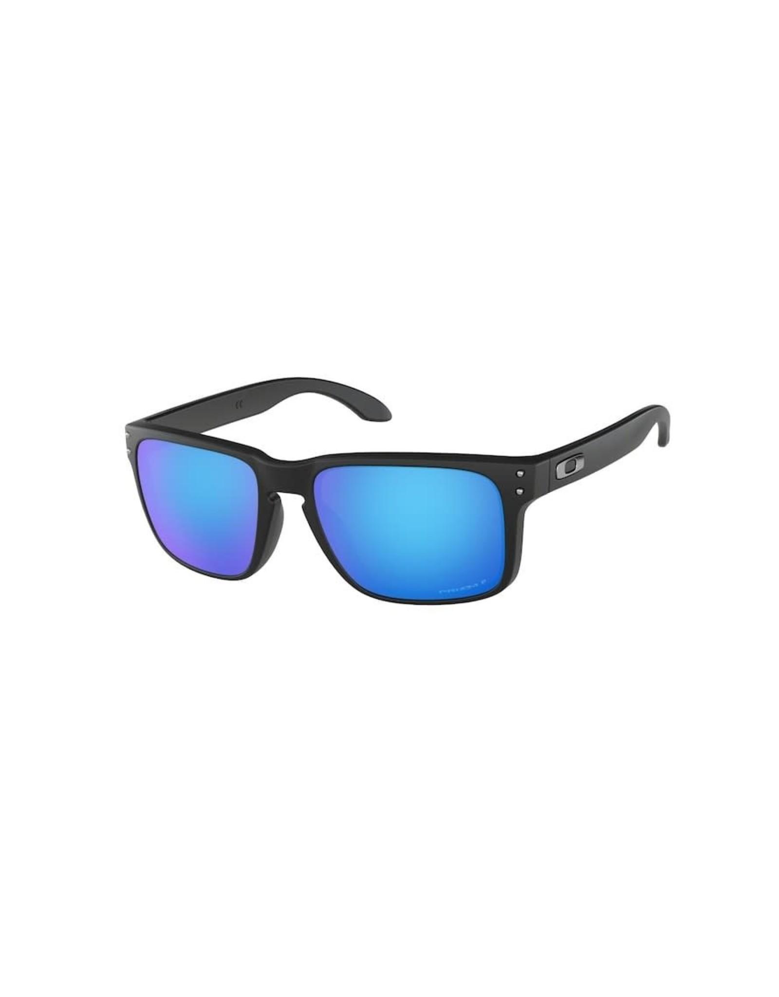 Oakley Canada Oakley - Holbrook Matte Black w/Prizm Sapphire Iridium Polarized