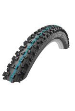 Schwalbe Schwalbe - Hans Dampf Tire, 27.5x2.35, Folding, Tubeless Ready, TwinSkin,  Black