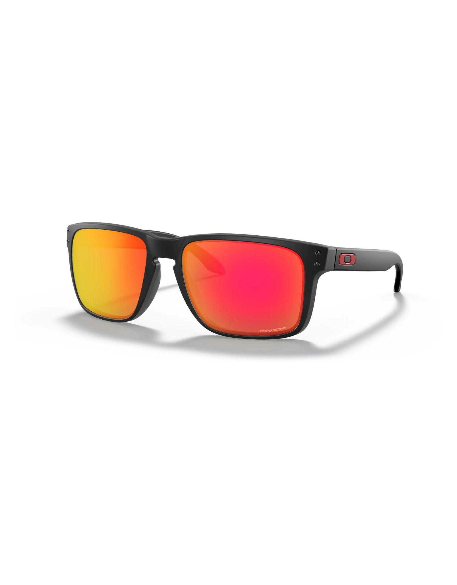 Oakley Canada Oakley - Holbrook XL Matte Black w/Prizm Ruby Iridium