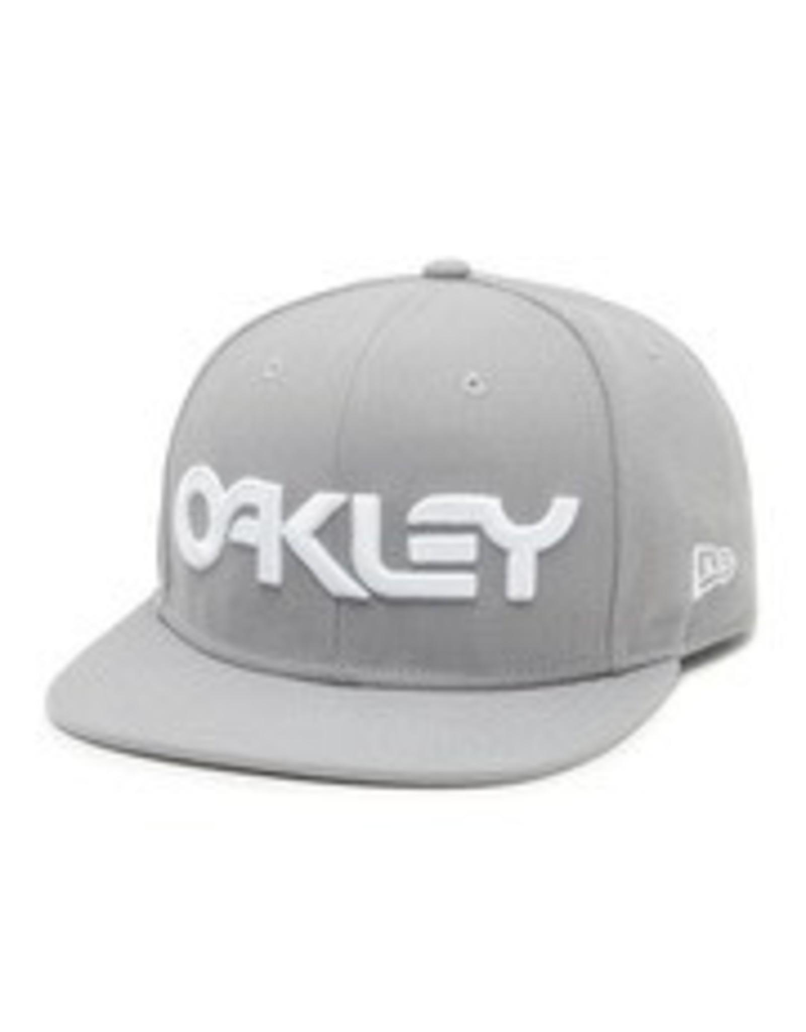 Oakley Oakley - MARK II NOVELTY SNAP BACK Stone Gray One Size (U)