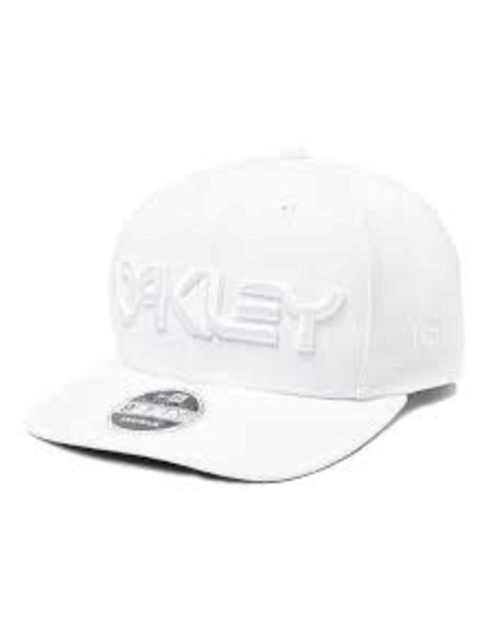 Oakley Oakley - MARK II NOVELTY SNAP BACK WHITE/WHITE One Size (U)